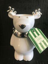 2009 Slatkin & Co. Jingles The Reindeer Holiday Oil Warmer