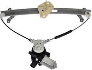 Power Window Motor and Regulator Assembly Front Right fits 06-08 Acura TSX