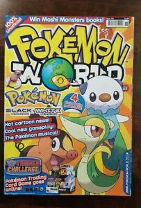 COLLECTABLE POKEMON WORLD # 115 Magazine - Got to Catch 'em All