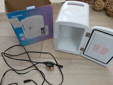 Woolworths 4L Hot & Cold Mini Fridge cooler desktop fridge coolbox plug/12v car