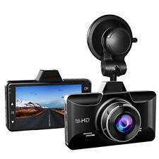 AZDOME 1080p Dashcam Caméra Voiture 170°Angle Enregistrement Détection Mouvement