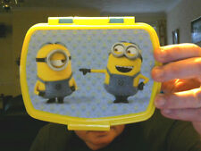 DISNEY DESPICABLE ME LUNCHBOX PERFECT BIRTHDAY GIFT!