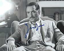 Jean Dujardin signed The Artist 8x10 photo - In Person Proof - The Connection