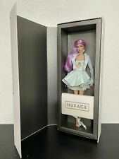 Fashion Royalty Mademoiselle Eden Mib Nuface 12.5 Inches Tall