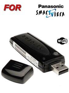 🔥Netgear For Panasonic Smart TV Wifi Adapter DY-WL10 Viera Lan Wireless DYWL10