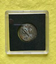 1755 NY. PENNY-VOC DUIT COIN  DUTCH EAST INDIES TREASURE SPICE TRADE