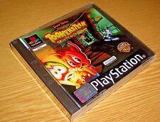Tiny Toon - Toonenstein - Geisterstunde (Sony PlayStation 1, 2001) PS1 Spiel