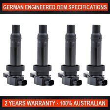 4x Ignition Coil for Hyundai Accent i20 i30 & Kia Rio Soul Cerato Cee'd r IGC384