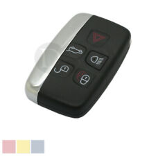 Replacement Key Shell Fit For Land Rover Lr4 Range Rover Smart Key Case 5 Button