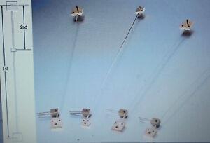 1 x Quality 400 Day Clock Complete Suspension Unit  Kundo 93mm x 20mm, Mini 57