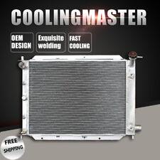 Aluminum Radiator For Ford EscortGT LX SE ZX2Mercury TracerGS LS LTS L4 91-02