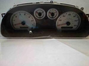 Speedometer 2005 MAZDA B3000 PICKUP 130K Miles 5 Speed 3.0L