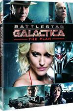 Battlestar Galactica . The Plan . DVD . NEU . OVP