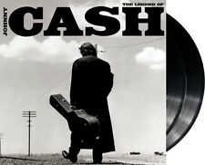 "Johnny Cash ""the legend of"" 180gr heavyweight Vinyl 2LP + MP3 NEU 2014"