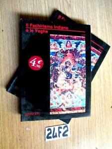 IL FACHIRISMO INDIANO E LE YOGHE  (24F2)