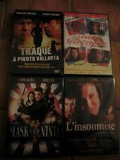 LOT 20 DVD HARVEY KEITEL/CASPER VAN DIEN/ELISA TOVATI/DE TURKHEIM NEUFS SCELLES