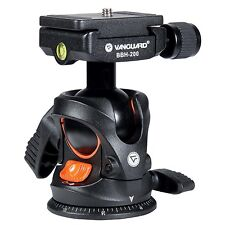 Vanguard BBH-200 Ball Head 44 LB Capacity Arca Compatible Q/R System