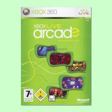 Microsoft XBOX360 Spiel * Arcade Games Compilation Disk* Pac Man + Uno + Luxor 2