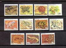 AUSTRALIA 1982 Lizards set MUH