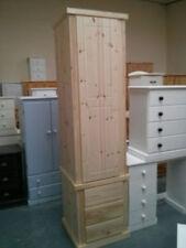 Handmade Wood Wardrobes with 2 Doors