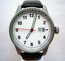 Mercedes Benz Military Design Aviator Pilot Business Titanium Coated Sport Watch