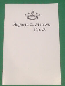 ***[Augusta E. Stetson. C.S.D., Christian Science, Mary Baker Eddy]***
