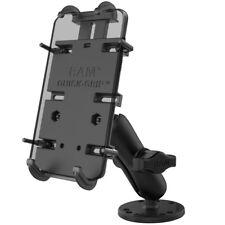 RAM Flat Surface Mount Quick Grip XL Phone Kit iPhone Plus Note Pixel XL Car Ute