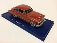 """Hergé-Moulinsart - voiture collection Tintin - """"Au pays de l'or noir"""" (11 cm)"""