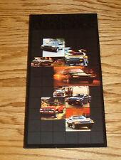 Original 1983 Toyota Car & Truck Full Line Sales Brochure 83 Supra Land Cruiser