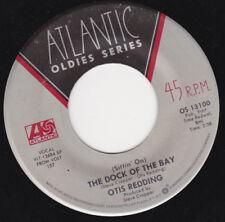 """OTIS REDDING - The Dock Of The Bay 7"""" 45"""