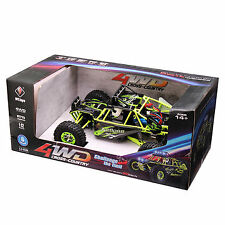 WLtoys large 540 motor version 2.4Ghz 1/12 4WD RC trophy truck SCORE buggy  LEDS