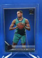 2019-20 Clearly Donruss PJ Washington Rated Rookie Acetate Hornets NBA RC