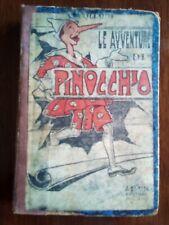 Carlo Collodi, Le Avventure Di Pinocchio, Illustrato Da Comparini, Barion Milano