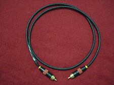 Wasatch Cable Works Digital 301 Video Coaxkabel 1 Meter High End für DA Wandler