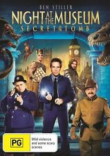 Night at the Museum 3 - Secret of the Tomb (DVD, 2015) NEW R4