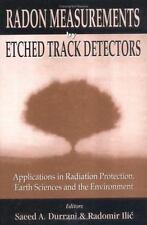 RADON MEASUREMENTS BY ETCHED TRACK DETECTORS - DURRANI, S. A. (EDT)/ ILIC, RADOM
