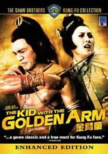 Kid With The Golden Arm-LIKE NEW MINT - COND!!!! Hong Kong RARE Kung Fu Martial