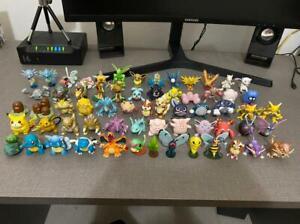 Lote Pokemon Tomy +80 figures