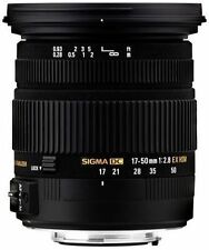 Brand New Sigma DC 17-50mm f/2.8 HSM EX DC Lens For Pentax