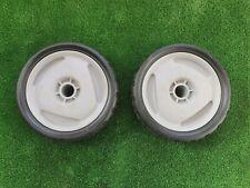 Honda Izy Lawn Mower Rear Wheels (minus bushes)