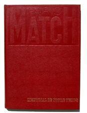 Paris Match relié 1973 - Mémorial de notre temps - Anniversaire-