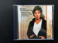Bruce Springsteen/Darkness on the Edge of Town (CBS CDCBS 86061) Japan CD Album