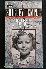 Shirley Temple - Double Feature The Biggest Lil' Star in Hollywood VHS
