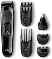 Braun - Beard, Hair, Ear and Nose Trimmer - Black