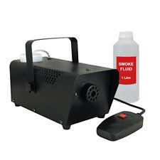 More details for smoke machine 400w fog machine disco party halloween effect inc 1l fluid