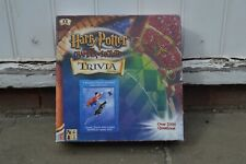 Harry Potter And The Chamber Of Secrets Trivia Board Game Boardgame NOT COMPLETE