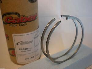 Piston Ring Set for MALAGUTI, ITALJET, MINARELLI MORINI (38.8mm)