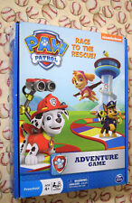 Paw Patrol Adventure Game Replacement Parts & Pieces 2013 Spin Mastr