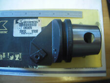 NEW KENNAMETAL USA QUICK CHANGE INDEXABLE GROOVING AND BORING HEAD KM63NER6
