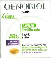 OENOBIOL FORTIFYING HAIR & NAILS SUPPLEMENT 60 tablets
